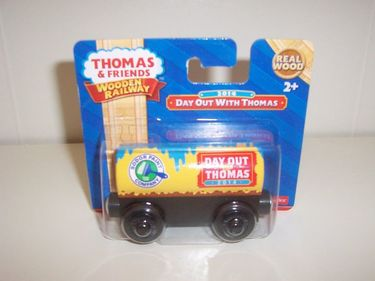 Day Out With Thomas 2014 Sodor Paint Company Tanker