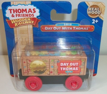 Day Out With Thomas 2015 Confetti Car
