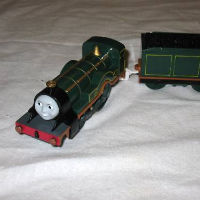 Emily Trackmaster Engine with thicker couplings