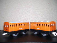 Annie and Clarabel coaches trackmaster