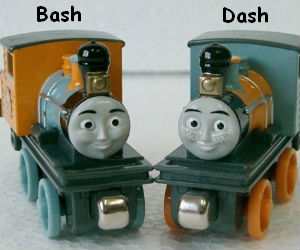 Bash and Dash
