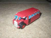 Bertie the bus Ertl