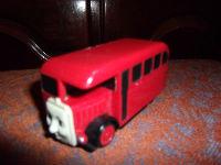 Bertie the bus trackmaster