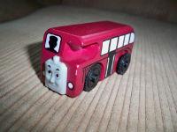 Bertie the bus wooden