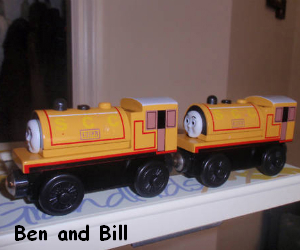 Ben and Bill