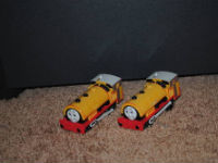 Bill and Ben trackmaster