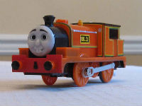 Billy trackmaster