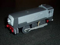 Dennis Tomy Tomica Train