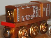 Diesel bronze take along