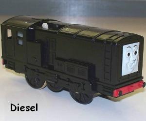 Diesel the devious diesel engine