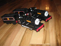 Trackmaster Donald and Douglas