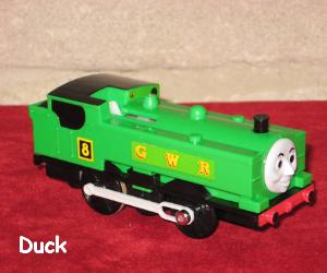 Duck the Little Western
