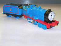 Trackmaster Edward with tender