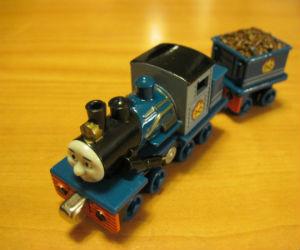 Ferdinand the slow steam engine