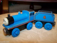Wooden Gordon with Tender