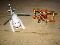 Harold and Tiger Moth Ertl