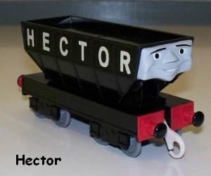 Hector the coal hopper