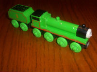 Wooden Henry with tender
