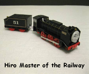 Hiro Master of the Railway