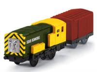 Iron Bert TrackMaster