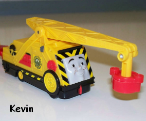 Kevin the mobile crane
