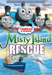 Misty Island Rescue DVD Movie