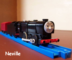 Thomas And Friends Neville The Steam Engine Character Guide