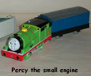 Thomas And Friends Percy The Small Engine Character Thomas Train Character Guide