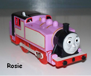 Rosie the tank engine