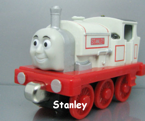 Stanley the tank engine