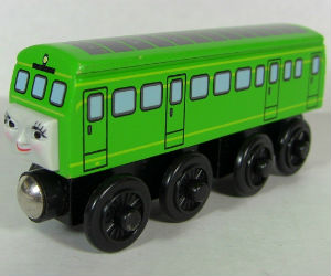LC99044 Daisy the rail car