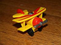 Tiger Moth Biplane
