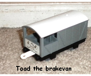 Toad the brakevan