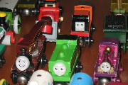Collect Thomas Take Along Trains