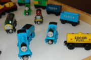 Collect Thomas Trackmaster Trains